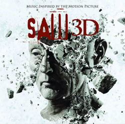 SAW 3D(MUSIC INSPIRED BY THE FILM)
