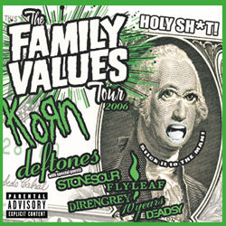 THE FAMILY VALUES TOUR